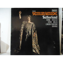 Disco Box Rossini Semiramide...