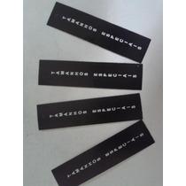 Etiqueta Para Roupas - Tamanhos Especiais - Kit Com 100 Un