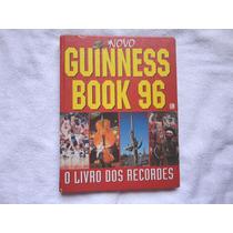 Livro Guinness Book 1996 Livro Dos Recordes 297 Páginas