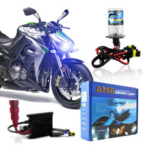 Kit Xenon Moto Slim Hid 6000k 8000k 10000k Frete Grátis