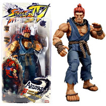Akuma Street Fighter Iv Round 2 Series - Action Figure Neca