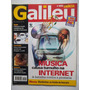 Galileu N° 94 Mai/99 - Música Causa Tumulto Na Internet