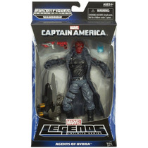 Marvel Legends Infinite Captain America Agents Of Hydra