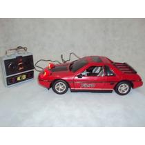 Brinquedo Antigo, Rarissimo Carro Controle Remoto De 1984.