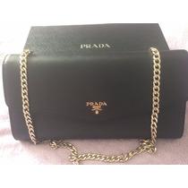 Bolsa/clutch Carteira Prada Pronta Entrega.