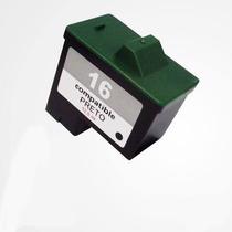Cartucho Lexmark N16 P/ Serie Z600 X1195 Z23 Z515 100% Novo