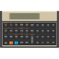 Calculadora Hp 12c Gold Financeira | Capa | Manual