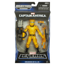 Marvel Legends Infinite Captain America Soldier Of A.i.m