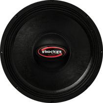 Falante Woofer 18 Ultravox Shocker Bass 3k 3000 Rms 4 Ohms