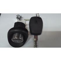 Fecho ( Maçaneta) Porta Malas C/chaves(mecânica) Logan/clio