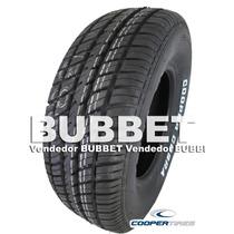 02 Pneus Cooper Cobra 235/60r15 P/ Maverick Puma Gtb Opala
