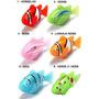 Peixe Robotico Robofish Robô Fish Ativado A Agua 10 Modelos