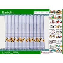 Cortina De Renda Para Cozinha Bartolini 1,80 X 2,20