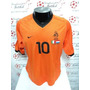Camisa Holanda Home 00-02 Bergkamp 10 Patch Euro Vs Itália