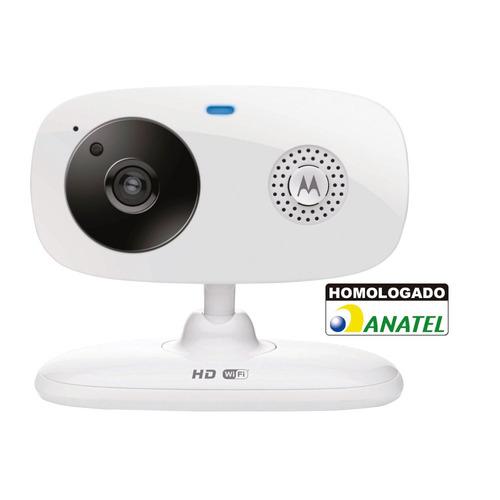 Câmera De Vídeo Wi - fi Motorola Focus66 C / Visão Noturna V