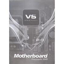 Manual Original Placa Mae Foxconn M61pmv Frete Gratis