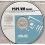Cd Drivers Original Placa Mae Asus P5pe-vm Series Frete Grat