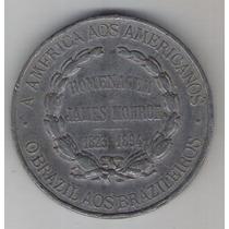 Medalha James Monroe 1823-1894 A America Aos Americanos