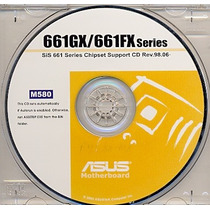 Cd Drivers Original Placa Mae Asus 661gx 661fx Series