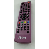 Controle Remoto Ph32d Ph28s63d Tv Rosa Lcd Philco Original