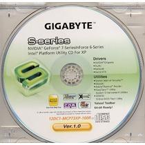 Cd Drivers Original Placa Mae Gigabyte Ver. 1.0 Frete Gratis