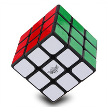 Cubo Mágico 3x3x3 Cyclone Boys Profissional Preto Em Estoque