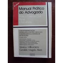 Livro Manual Prático Do Advogado