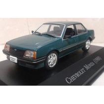 Col. Carros Inesquecíveis Brasil Vol.50 Monza (1988)