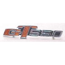 Emblema Gt550 Tampa Lateral Suzuki Replica 68141-34000