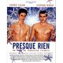 Dvd Presque Rien / Comme Undone - Filme Temática Gay