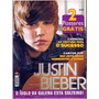 Revista Pôster Justin Bieber Raríssima = Gigante 52 X 81cm!
