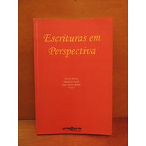 Livro Escrituras Em Perspectiva Sonia Matos