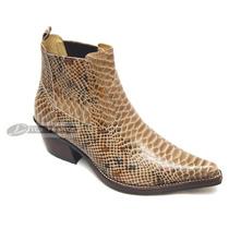 Bota Country Texana Western Hoper - Anaconda - Frete Gratis