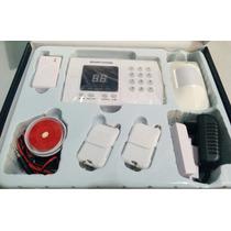 Kit Alarme Residencial Comercial Sem Fio