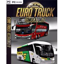 Mod Bus Simulador Brasileiro De Ônibus Patch Euro Truck 2