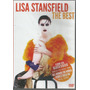 Dvd - Lisa Stansfield - The Best Of - Lacrado