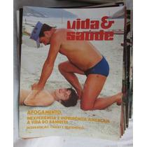Lote C/ 84 Revistas Antigas Vida E Saúde - Déc De 50/80 A87