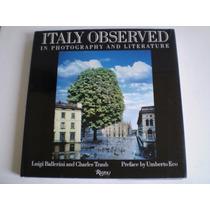 Livro Capa Dura Italy Observed