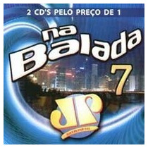 Cd Duplo Na Balada 7 - Jovem Pan Sat / Frete Gratis