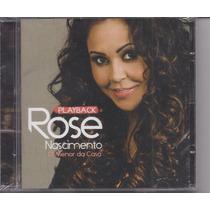 Rose Nascimento - O Menor Da Casa *lançamento* - Playback