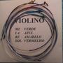 Encordoamento/cordas Violino 4/4 Mauro Calixto Frete 6 Reais