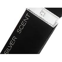 Perfume Silver Scent 100ml - T E S T E R - Original Lacrado