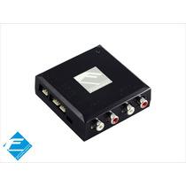 Conversor Adaptador Som Fio Para Rca 4 Falcon Fc4x 4 Canais