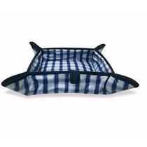 Cama Térmica 0,60 X 0,50 110v Modelo Cães E Gatos Pet Azul