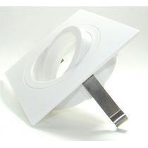 Spot Direcionável Para Sanca Lâmpada Dicroica Gu10-mr16-led