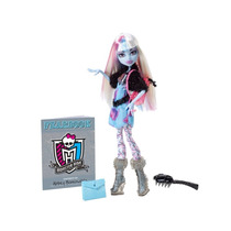 Boneca Monster High Foto Terror Abbey Bominable-mattel