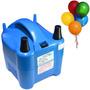Bomba De Ar Inflador Bexigas Balões Balão Bolas Compressor