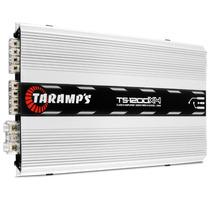 Modulo Amplificador Taramps Ts1200 X4 1200w Rms Frete Grátis