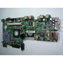 R 10 - Placa Mãe Cce Win J33 J38 J48 J73 T31 T52 (defeito)