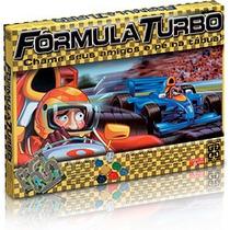 Jogo Fórmula Turbo - Grow - Completo